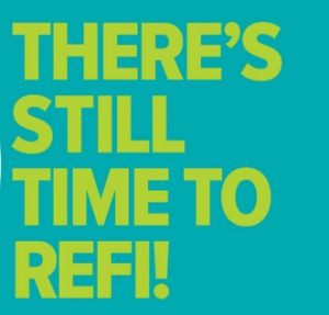 It's always a good time to refinance your current loan!